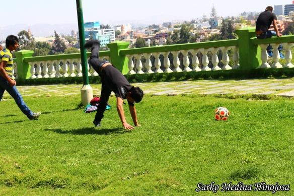 Parque Selva Alegre 1