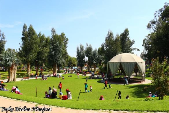 Parque Selva Alegre 6